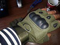 Перчатки тактические армейские НАТО