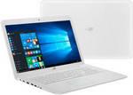 Ноутбук Asus X756UA-T4149D 17.3FHD AG/Intel i5-6200U/8/1000/DVD/Intel HD/DOS/White (90NB0A02-M01850)