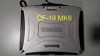 CF-19 MK6 Защищенный ноутбук Panasonic Toughbook CF-19 MK6 i5, 8ГБ, 500ГБ, 3G, GPS