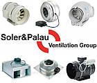 Soler&Palau ILT/6-450 - Прямоугольный канальный вентилятор, фото 3