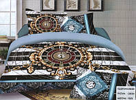 Комплект постельного белья (евро-размер) № 732 код: 732