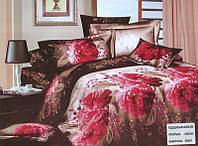 Комплект постельного белья (евро-размер) № 749 код: 749