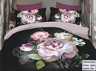 Комплект постельного белья (евро-размер) № 750 код: 750