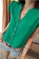 Модная блузка 3 цвета FIRST LOVE