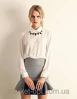 Блузка модная в Украине S M L 2 цвета