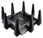 Інтернет-шлюз Asus RT-AC5300 802.11ac AC5300 4x1G LAN, 1x1G WAN, 1xUSB 2.0, 1xUSB 3.0