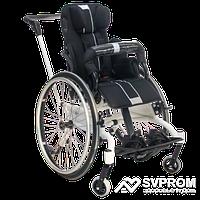 Специальная коляска Ursus Active размер 2, цвет черный, AkcesMed, USA_0002