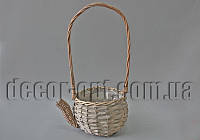 Кашпо-чайник 13536-2