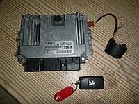 ЭБУ (1,6 HDI 16V) Peugeot Partner 08-12 (Пежо Партнер), 9653958980