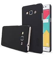 Чехол Nillkin Matte для Samsung J310 Galaxy J3 Pro (+ пленка) Черный