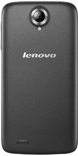 Задняя крышка Lenovo S8 S898T чёрная