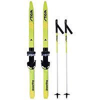 Лыжи Stiga SNOW FLING GREEN 90 cm
