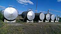 Резервуары вертикальные стальные объемом до 5000 куб м, Б/У - демонтаж, монтаж , перенос, устройство фундамент
