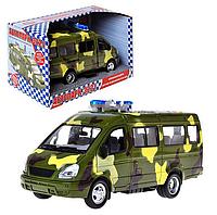 Инерционная  машина «Военная» | «Автопарк» Play Smart BOX