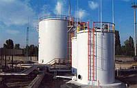 Резервуары вертикальные для нефтехимической промышленности