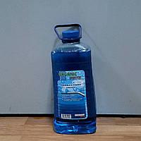 Омыватель стекла зим. Organic-20с 4л.