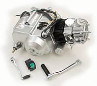 Двигатель Альфа,Дельта 110 см3 механика нижний стартер
