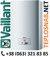 Электрический котел Vaillant (Вайлант) eloblock ve 14 (7 + 7 кВт)