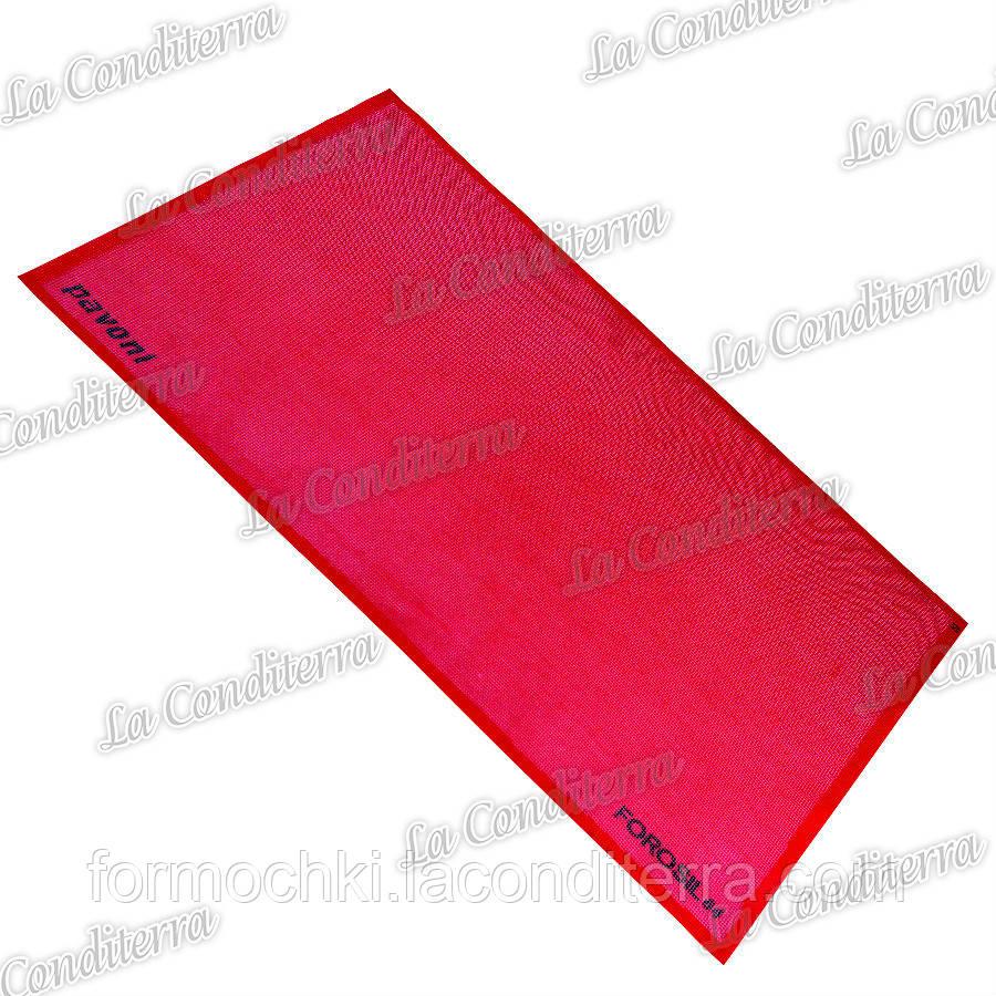 Силиконовый коврик для выпечки PAVONI Forosil64