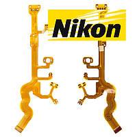 Шлейф для цифрового фотоаппарата Nikon CoolPix L14, объектива (оригинал)