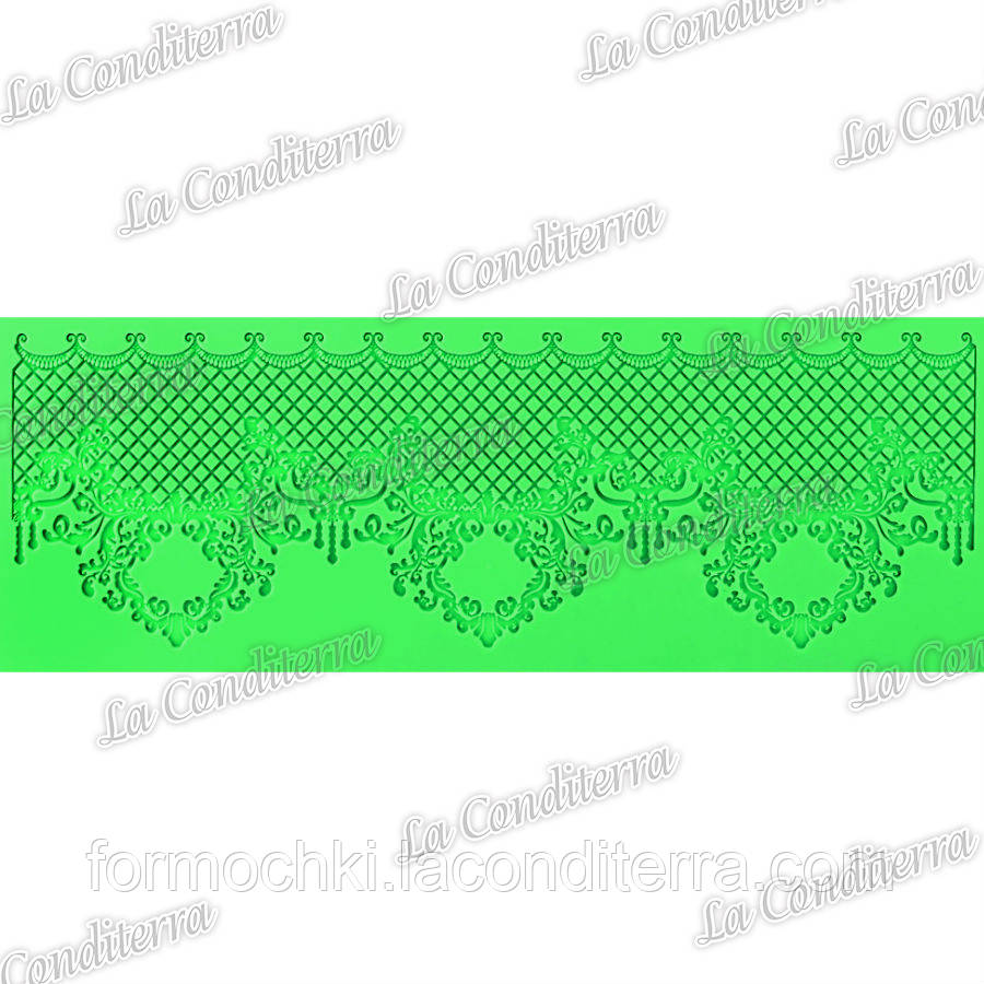 Силиконовый коврик для айсинга PAVONI SMD101