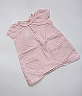 Хлопковое платье для девочек