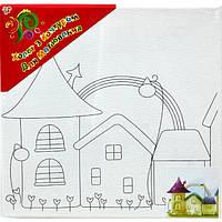 Набор для рисования Домики (951009)