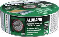 Кровельная лента алюминиевая Den Braven Aluband 10см/10м
