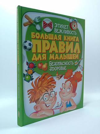 Большая книга правил для малышей. Пегас, фото 2