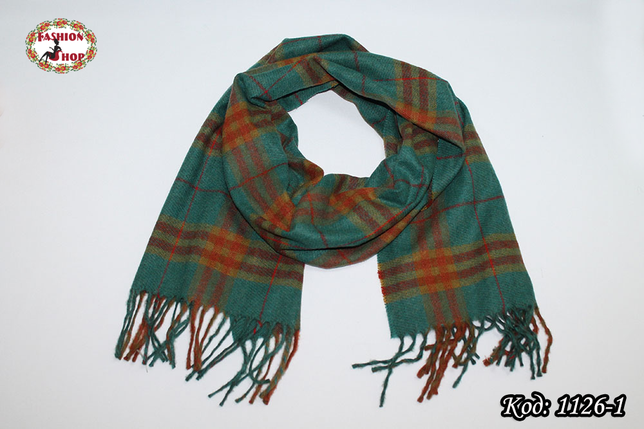 Мужской шерстяной шарф Шик, фото 2