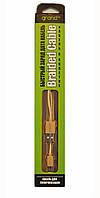 Кабель Grand Braided Cable золотой для iPhone 5/5s/5c/6/6s Ligtning