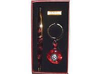 Подарочный набор NOBILIS: ручка + брелок/фонарик.