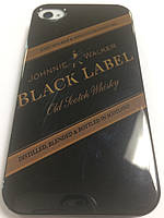 Чехол силикон Black Label для iPhone 4\4S
