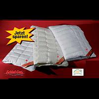 Антиаллергенное хлопковое одеяло F.A.N. Schlafgut Natur Cotton 155х220