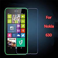 Защитное стекло для Nokia Lumia 630