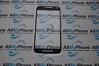 Стекло корпуса для мобильного телефона Motorola G3 черное