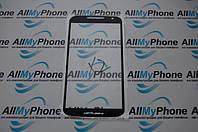 Стекло корпуса для мобильного телефона Motorola X2 черное