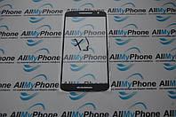 Стекло корпуса для мобильного телефона Motorola X3 черное