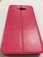 Чехол книжка  для Lenovo S930 розовая