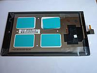 Дисплей для Lenovo B6000 Yoga Tablet 8 + touchscreen, чёрный,# MCF-080-1070-V5