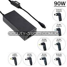 Универсальный блок питания для ноутбука 90W USB