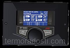 Контроллер Tech ST-880 zPID (насос ЦО, ГВС, вентилятор, клапан)