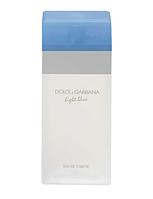 Dolce & Gabbana LIGHT BLUE EDT 100 ml TESTER туалетная вода женская тестер (оригинал подлинник  Великобритания)