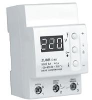 Реле напряжения ZUBR D40 (40 А (max 50 А), 8 800 ВА )