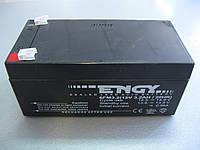 Свинцово-кислотная аккумуляторная батарея ENGY 6FM3.2 12V 3Ah/20HR