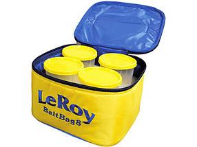 Сумка для наживки LeRoy Bait Bag 4