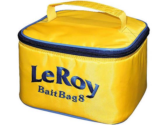 Сумка-холодильник для наживки LeRoy Thermo BaitBag8, фото 2