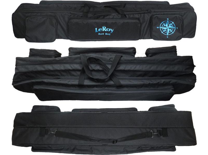 Сумка для удилищ и снастей LeRoy Rod Bag