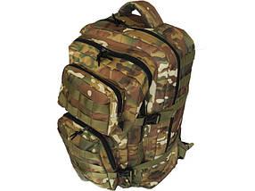 Рюкзак тактичний ArmaTek 36 літрів (колір мультикам, з molle)