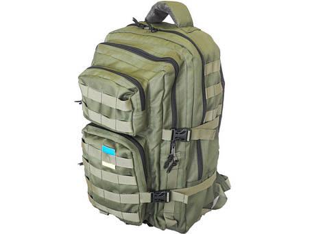 Рюкзак тактический ArmaTek 36 литров (с molle, цвет олива), фото 2